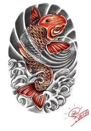 japanese fish tattoos designs elaxsir