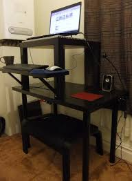 affordable sit stand desk your backbone will thank you 6 great standing desk designs
