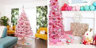 pink christmas christmas tree meaning what the flipped christmas