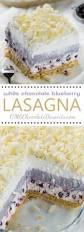 white chocolate blueberry lasagna recipe summer dessert