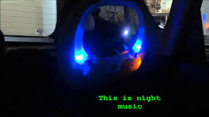 baby car mirror with light brica baby in sight magical firefly auto mirror youtube