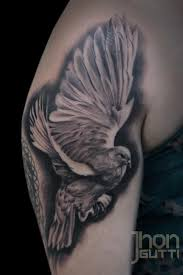 dove flying by jhon gutti tattoos