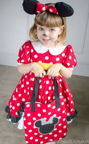 Halloween Costume Minnie Mouse Perfect Diy Minnie Mouse Costume Unoriginal Mom