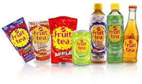 Teh Botol Sosro Pouch 230ml products fruit tea sosro