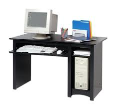 Reception Desk Black Desk Office Furniture Sets Large Computer Table Black Office