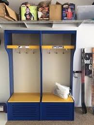 kids sport lockers the prostall is a self standing hockey sport locker to