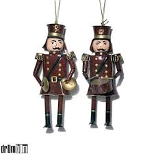 drum bum miscell marching band drummers ornament