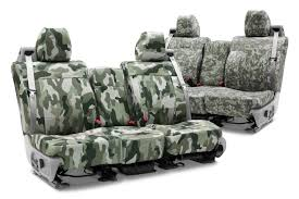 coverking traditional and digital camo custom seat covers