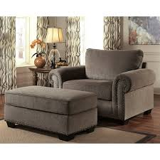 Oversized Chair With Ottoman Oversized Chair And Ottoman Furniture