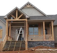 cedar porch columns style u2014 bistrodre porch and landscape ideas