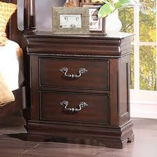 Cherry Wood Nightstands Cherry Wood Nightstands You Ll Wayfair