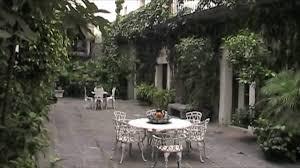puebla mexico historic 17th century hotel real del cristo youtube