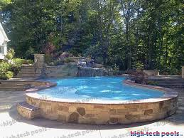 high tech pools inc gallery