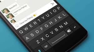 android keyboard app fleksy for android celebrates birthday with infographic