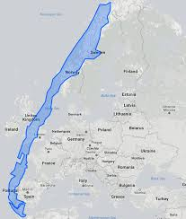 map size comparison chile is a ridiculously country europe us size comparison