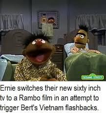 Sesame Street Memes - people are making dark sesame street memes cuz nothing can be