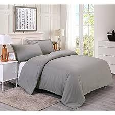 Duvet Covers Gray Amazon Com Colourful Snail 3 Piece Luxury Duvet Cover Set