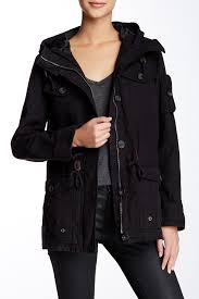 levi s hooded military jacket nordstrom rack