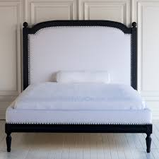 florence upholstered bed by the beautiful bed company