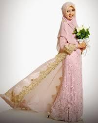 wedding dress syari gaun pengantin syari m fixstyle traditional