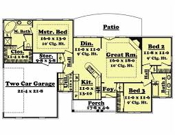 1500 sq ft ranch house plans 3 bedrm 1600 sq ft country house plan 142 1024