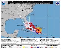 irma no matthew officials warn as super storm u0027s track shifts