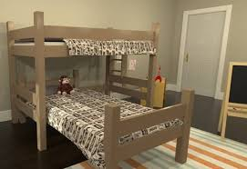 Bunk Beds Maine Maine Bunk Beds York Loft Inhabitots
