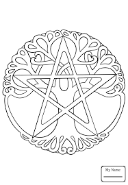 sun and moon arts culture wicca coloring pages colorpages7 com