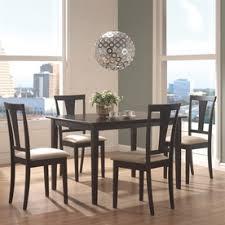 Black Wood Dining Room Set Shop Dining Sets At Lowes Com