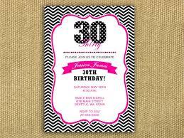 67 best invites images on pinterest 30th birthday invitations