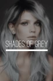 different shades of gray 10 shades of grey hair color holleewoodhair