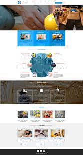 best home builder website design sell365 u0027s constructions template one of the best website builder