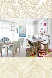 Wallpaper Designs For Dining Room Brewster Home A Home Decor U0026 Lifestyle Blog