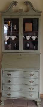Antique Desk With Hutch Vintage Antique Mahogany Desk Hutch Country
