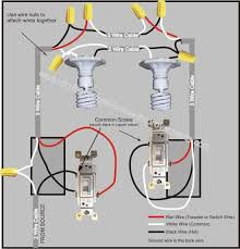 how to wire a garage light free wiring diagram
