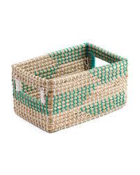 Nicole Miller Bathroom Accessories by Baskets U0026 Bins T J Maxx