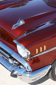 car of the week 1957 chevrolet custom old cars weekly