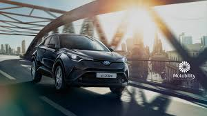 toyota auris suv discover our range motability toyota uk