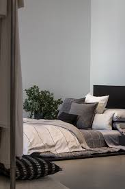 Design Calvin Klein Bedding Ideas Luxury Bedding In The Calvin Klein Home Showroom In New York B