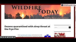 Wildfire Today Montana by Mt Graham Fire Near Lucifer Jun 20 2017 6 00 Pm Youtube