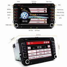 aliexpress com buy 7 inch 2 din car dvd player for vw volkswagen