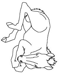 296 dessins de coloriage cheval à imprimer sur laguerche com page 4