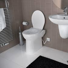 bath u0026 shower saniflo toilet cleaner macerator toilet saniflo