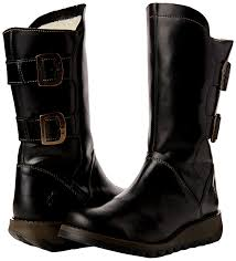 motorcycle boots for sale fly london fly london women u0027s sack861fly biker boots black
