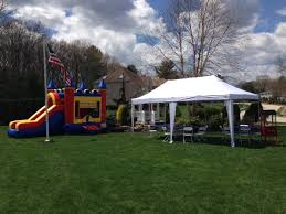 Backyard Bounce Bounce House Specials Backyard Movie Night Specials