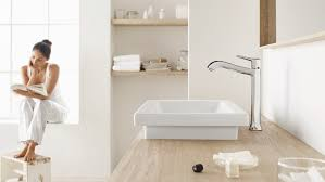 Kitchen Faucets Made In Usa by My Style In The Bathroom Find Bathroom Faucets Hansgrohe Us
