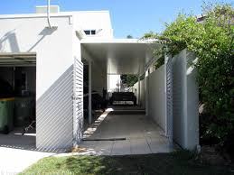attached flat carport patio gold coast insular patios u0026 fencing