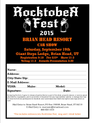 car show registration u0026 ticket sales on your website