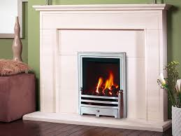 kinder kalahari powerflue hearth mounted inset gas fire kinder fires