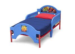 Doc Mcstuffins Toddler Bed With Canopy Toddler Spiderman Toddler Bed For Inspiring Kids Bed Design Ideas